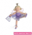 Tooth Fairy Purple by North American Bear Co. (8287-PU / 3552)