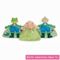 Topsy Turvy Doll Frog Prince by North American Bear Co. (2318)