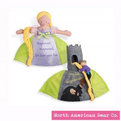 North American Bear Co. Topsy Turvy Doll Let Down Your Hair by North American Bear Co. (6115) at Sears.com