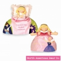 Topsy Turvy Doll Sleeping Beauty by North American Bear Co. (3809) - FREE SHIPPING!
