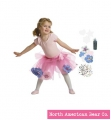 Tutu Tulle Kit (PINK) by North American Bear Co. (6096) - FREE SHIPPING!
