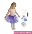 Tutu Tulle Kit (PURPLE) by North American Bear Co. (6097) - FREE SHIPPING!