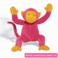 Velveteenie Circus Monkey by North American Bear Co. (1377)