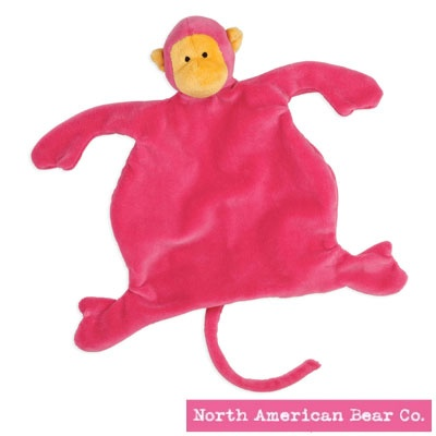 Velveteenie Circus� Monkey Cozy by North American Bear Co. (2963)