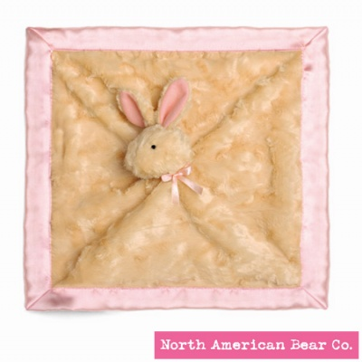 Wittle Wabbit� Security Cozy by North American Bear Co. (3584)