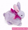 "Little Spring Things 4"" Purple Bunny by North American Bear Co. (8280-PR)"