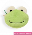 Frog - Pet Purse Coin Purse by North American Bear Co. (8227-F)
