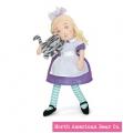 Alice in Wonderland (large) by North American Bear Co. (0856)