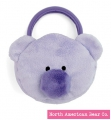 Goody Bag Beeps Bear (Violet) by North American Bear Co. (2804)