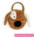 Goody Bag Beeps Dog by North American Bear Co. (2803)
