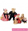 VanderBear Family: The Red Carpet Collection by North American Bear Co. (4260)