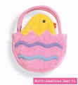 Goody Bag Chick'N Egg Pink by North American Bear Co. (2177)