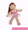Rosy Cheeks Big Sister Ballerina Redhead by North American Bear Co. (3969) - FREE SHIPPING!