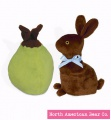 Topsy Turvy Bunny by North American Bear Co. (8322-B)