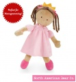 "Little Princess Doll Tan 16"" by North American Bear Co. (6162) - FREE SHIPPING!"