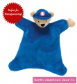 Baseball Bear Cozie by North American Bear Co. (6187)