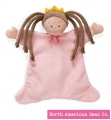 Little Princess Cozie Brunette by North American Bear Co. (6189)