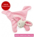 Loppy Bunny Cozy Pink by North American Bear Co. (6203)
