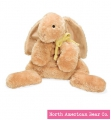 "Loppy Bunny Tan 16"" by North American Bear Co. (6222) - FREE SHIPPING!"