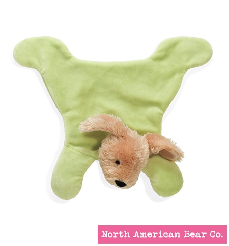 Loppy Puppy Cozie by North American Bear Co. (6202)