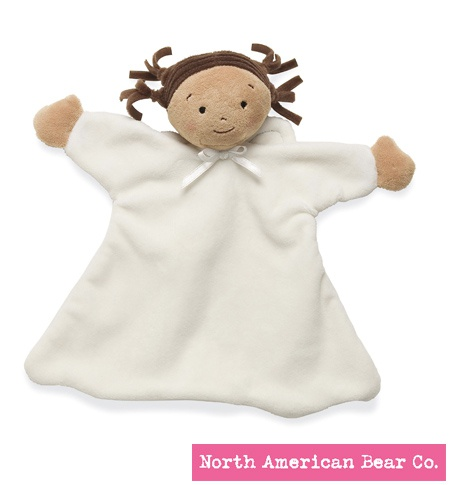 Little Princess Angel Cozy Tan -  North American Bear Co. (6235)