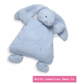 Smushy Bunny Cushy Blue - by North American Bear Co. (6246) - FREE SHIPPING!