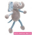"Baby Long Legs Elephant 18"" by North American Bear Co. (6265) - FREE SHIPPING!"