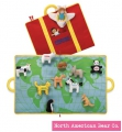 World Activity Mat by North American Bear Co. (6269) - FREE SHIPPING!