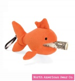 Big Mouth Animal Clips - Fish by North American Bear Co. (6293)