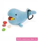 Big Mouth Animal Clips - Whale by North American Bear Co. (6294)