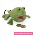 Big Mouth Animal Clips - Frog by North American Bear Co. (6295)