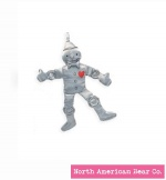 Tin Woodman by North American Bear Co. (8327-TW)