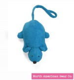 Squeaky Clean Blue Mouse by North American Bear Co. (6299)
