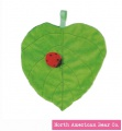 "Budding Minds 10"" Leaf Baby Cozy by North American Bear Co. (6311)"