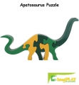 ImagiPLAY Colorific Earth Apatosaurus Puzzle (#10314)