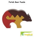 ImagiPLAY Colorific Earth Fetish Bear Puzzle (#10602)