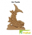 ImagiPLAY Natural Dream Koi Puzzle (#20602) - FREE SHIPPING!