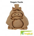 ImagiPLAY Natural Dream Penguin Puzzle (#20210)