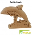 ImagiPLAY Natural Dream Dolphin Puzzle (#20211)