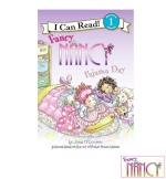 Fancy Nancy: Pajama Day Book (Ages 4-8)
