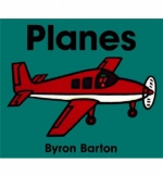Planes Board Book (Ages 3 - 7)