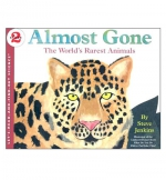 Almost Gone Book (Ages 5 - 9)