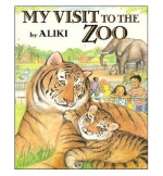 My Visit to the Zoo Book (Ages 3-8)