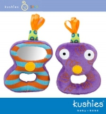 Zolo Kushies HaHa Mirror Rattle -  (80044)
