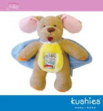 Kushies Kritters Dobbi Dog Toy (90003)