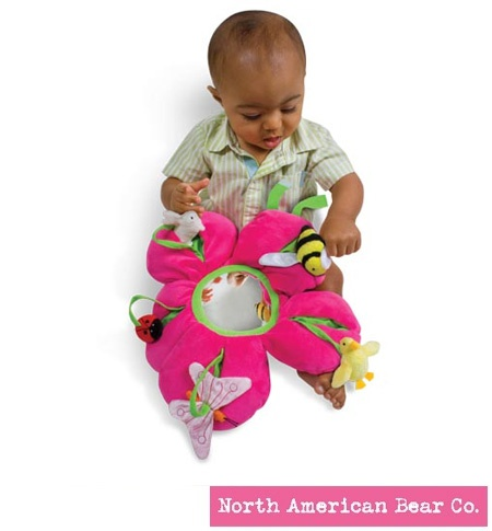 Developing motor skills get a helpful workout with the Budding Minds Tuck Inside Activity Toy, a pow