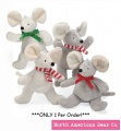 "Chrismouse Squeaker 6"" Assortment (8328-Asst)"