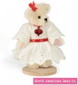 Muffy Vanderbear Mohair Miniature Valentine 1 by North American Bear Co. (5819) - FREE SHIPPING!