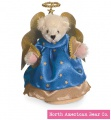 Muffy Vanderbear Mohair Miniature Angel by North American Bear Co. (5800) - FREE SHIPPING!