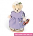 Muffy Vanderbear Mohair Miniature Gibearny by North American Bear Co. (5820) - FREE SHIPPING!
